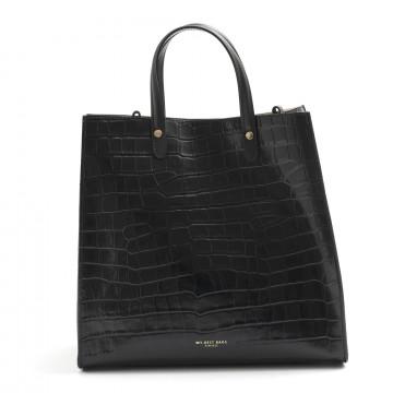 handtaschen damen my best bags myb6028nero 7837