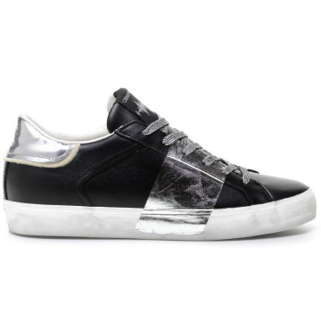 sneakers woman crime london 2500620 black 7839