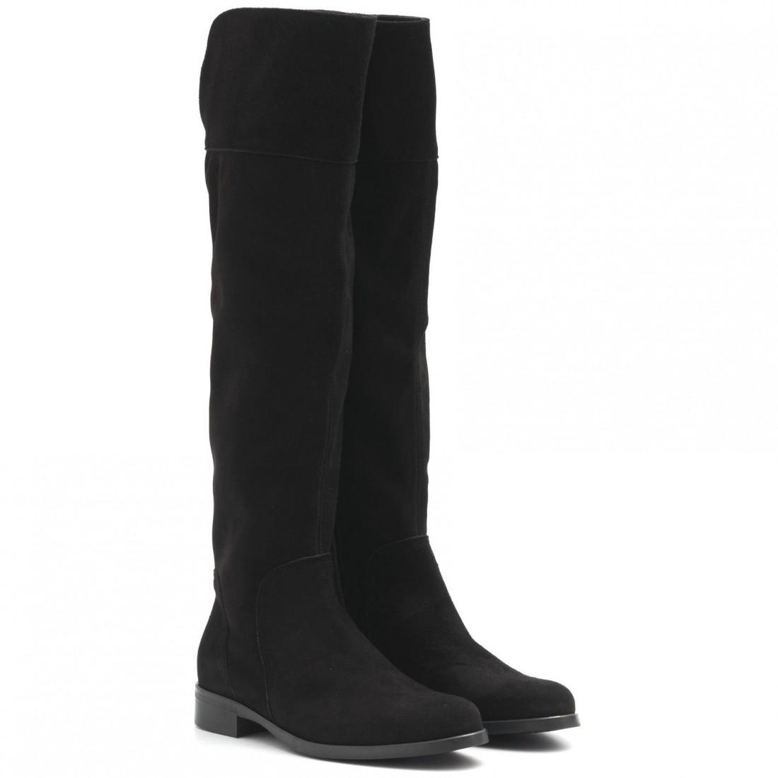 boots woman sangiorgio p781cam nero 7843