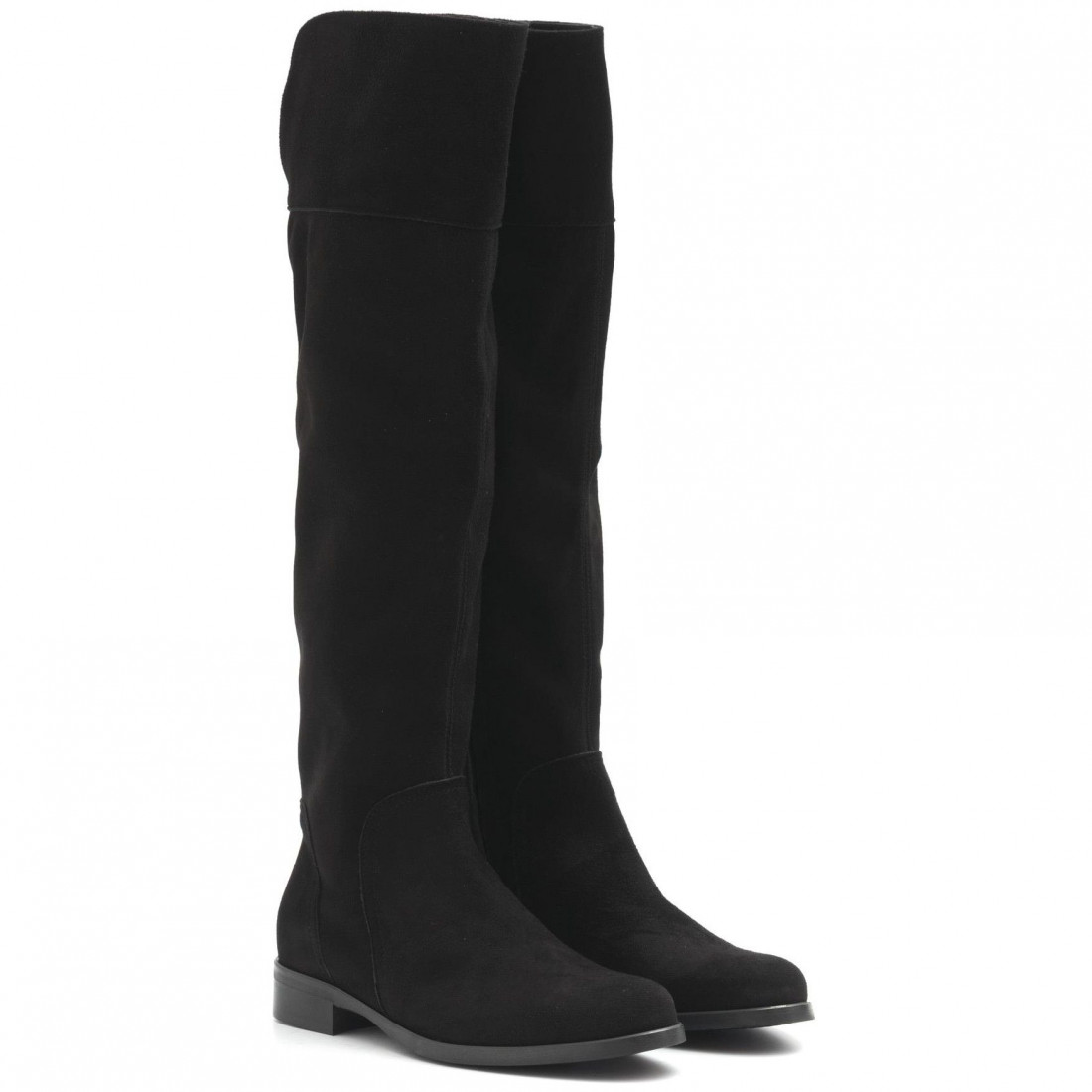stiefel  boots damen sangiorgio p781cam nero 7843