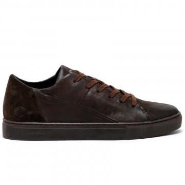sneakers herren crime london 1166160 marrone 7840