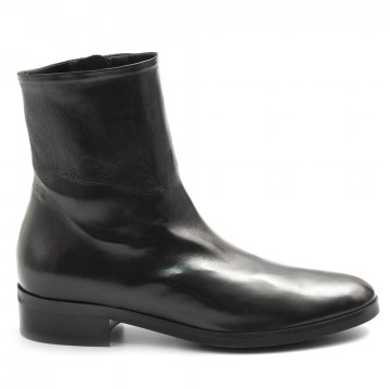 booties woman lorenzo masiero w2131003nero 7862