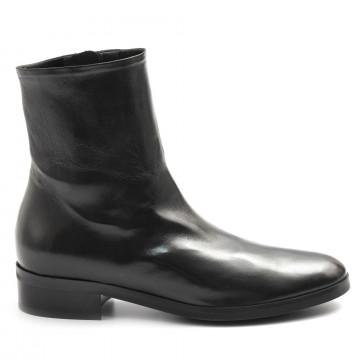 booties woman lorenzo masiero w2131003nero 7862