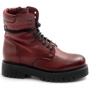 military boots woman dei colli iron 2092614 rosso 7888