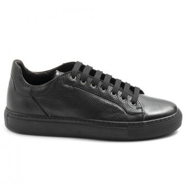 sneakers man brecos 9856alce nero 7756