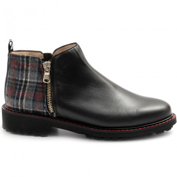 booties woman sangiorgio 102scottish grigio 7892