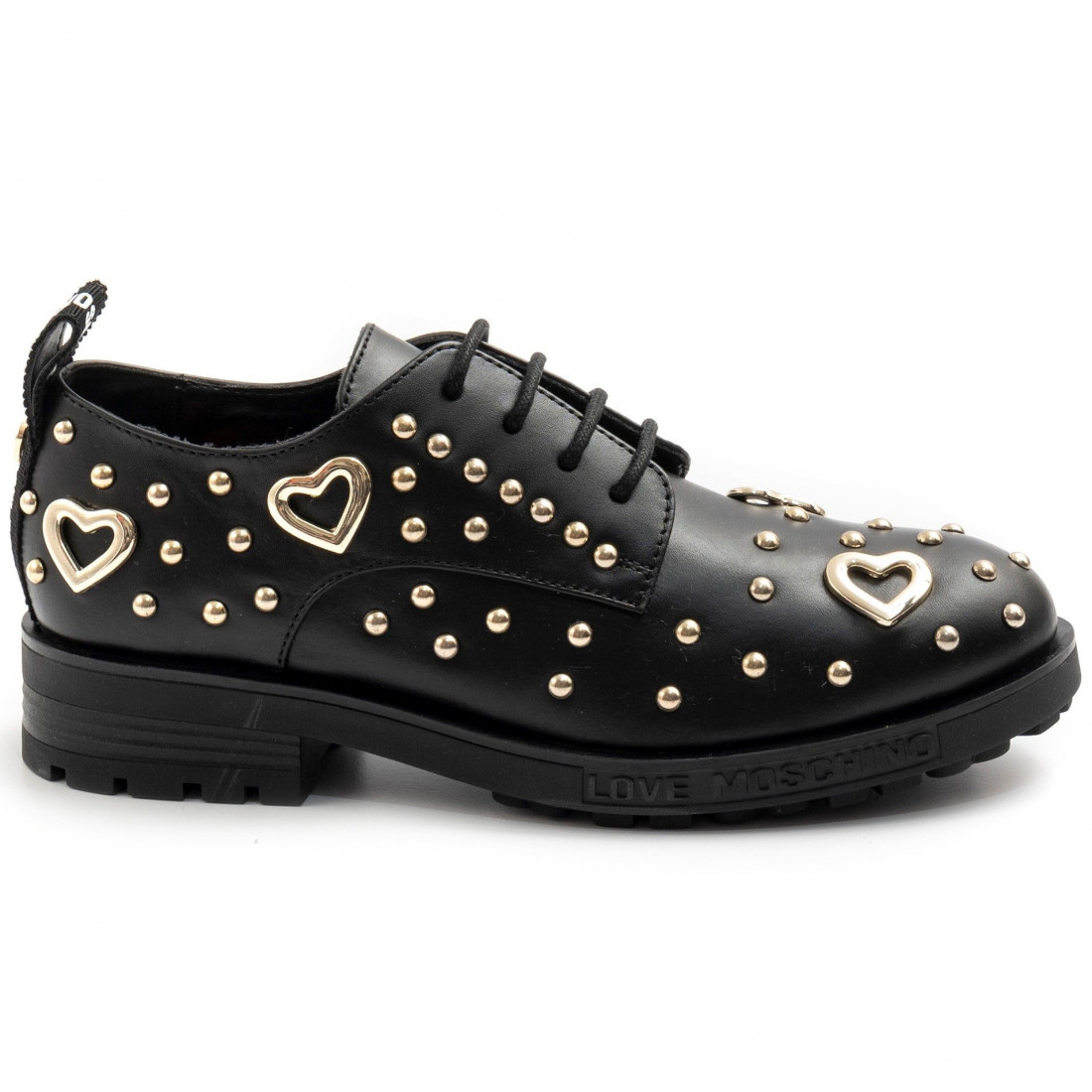 lace up woman love moschino ja10244gobjao000 7902