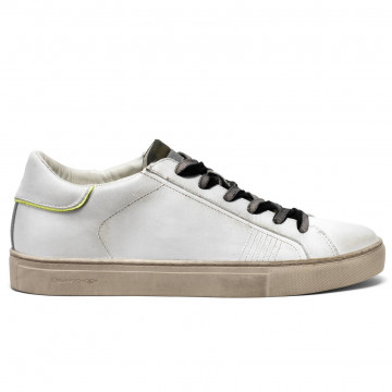 sneakers herren crime london 1160310 bianco 7857