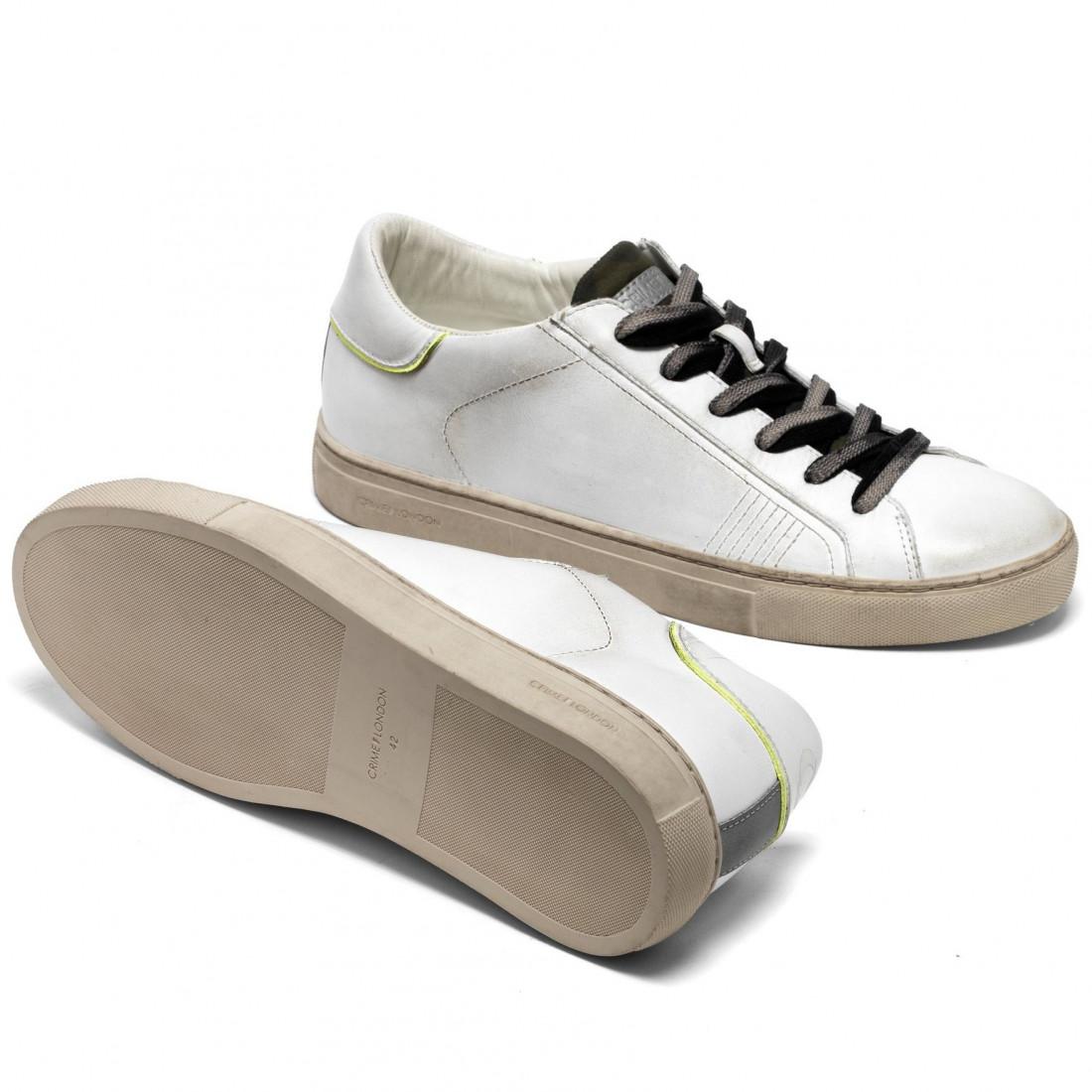 sneakers herren crime london 1160310 bianco 7857