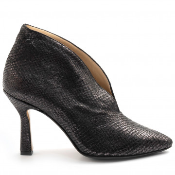 booties woman larianna tr8008rt4serpente lam iron 7919