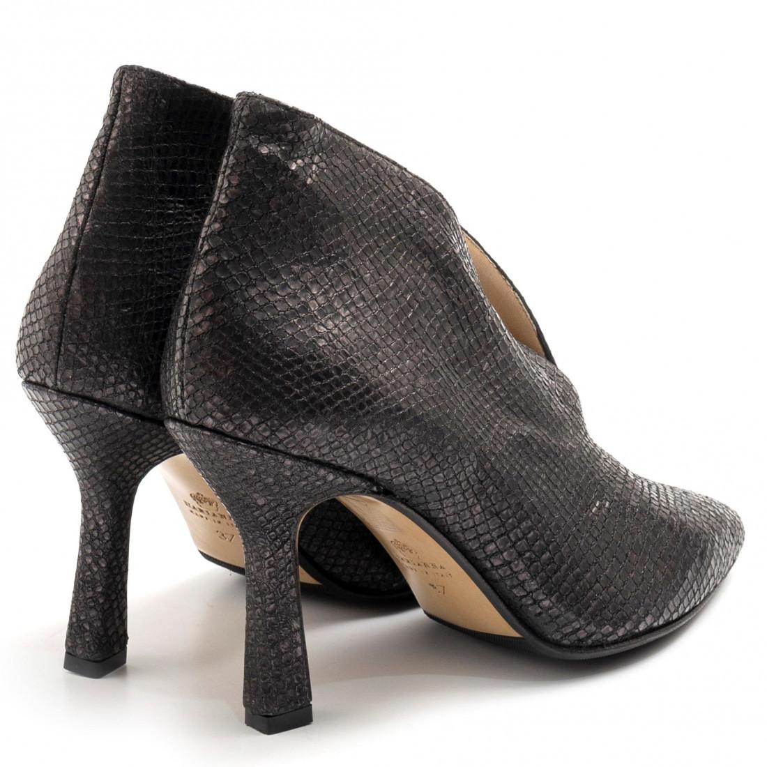 booties woman larianna tr8008rt4serpente lam iron 7919