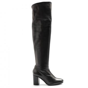 stiefel  boots damen lorenzo masiero w195569anero 7922