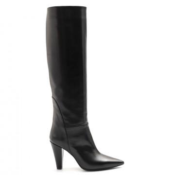 stiefel  boots damen anna f 9821nappa nero 7926