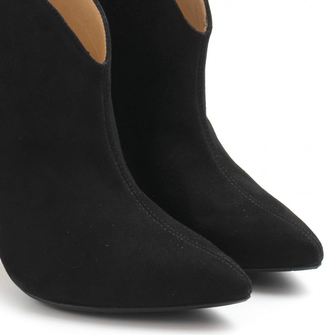 booties woman larianna tr12963camo nero 7773