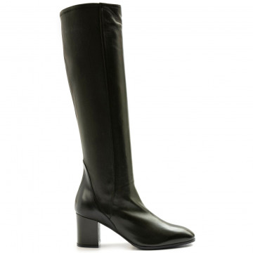 stiefel  boots damen lorenzo masiero 205963nappa abb mility 7961