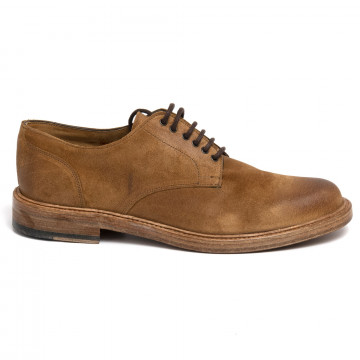 lace up man brecos 9522cachemire rame 7265