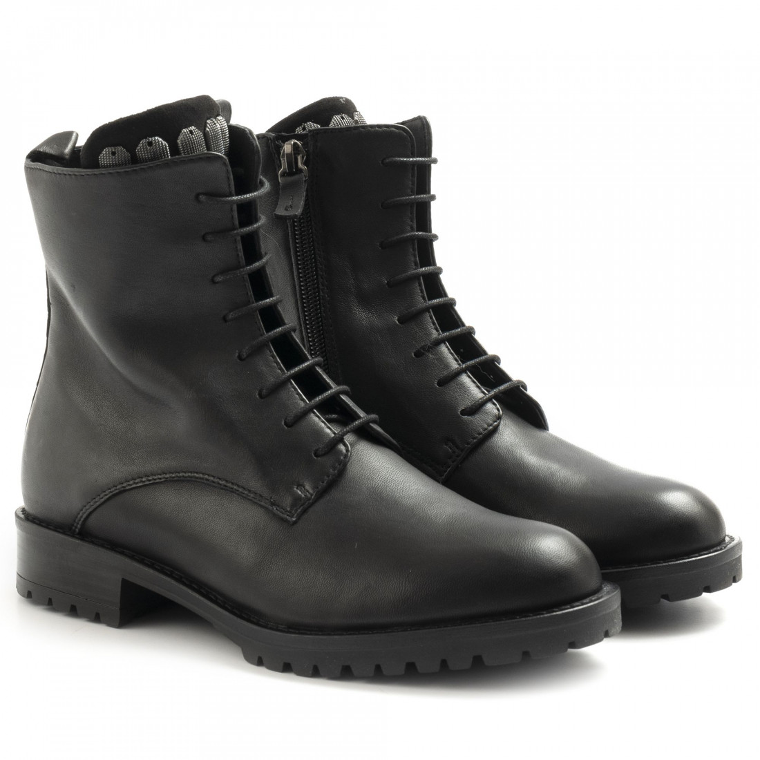 military boots woman tosca blu sf2023s456gerusalemme 7976