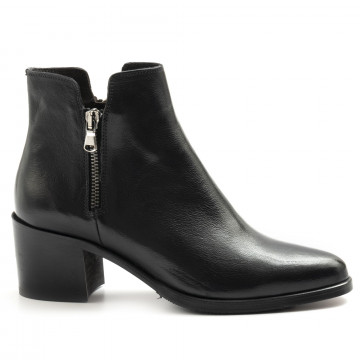 booties woman brecos 9717bufalo nero 7973