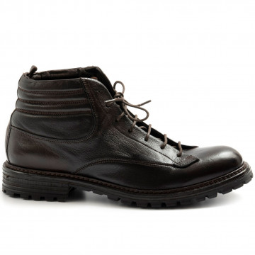 lace up ankle boots man hundred m552 08t capo t moro 7987