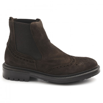 booties man hundred m469 02velour piper 7854