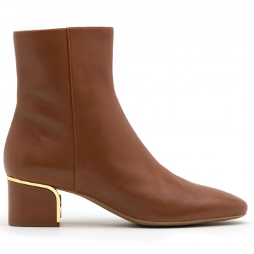 booties woman michael kors 40f0lame6l230 8008