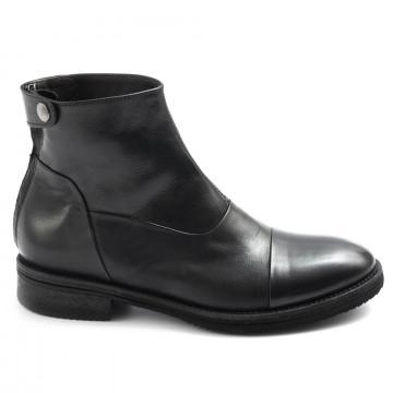 booties woman calpierre bdt390bufalis nero 7790