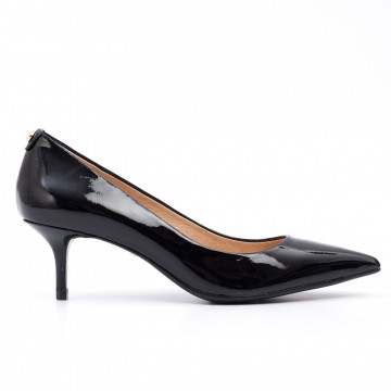 pumps woman michael kors 40f3mfmp1a mk flex kitten pump blk 1833