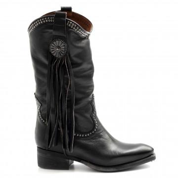 stiefel  boots damen zoe invit01bufalo nero 8046