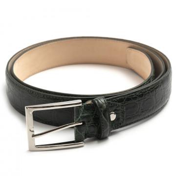 belts man sangiorgio 1300cocco verde 7983