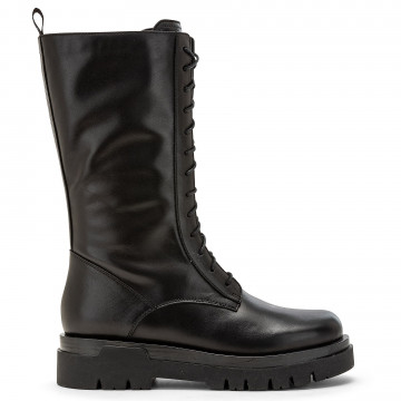 military boots woman carmens a46461nero 7802