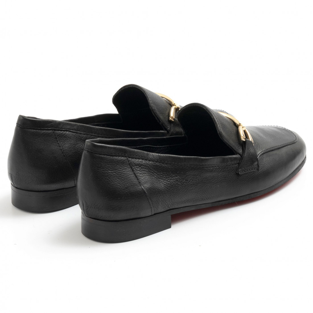 loafers woman sangiorgio jancababy dress nero 7833