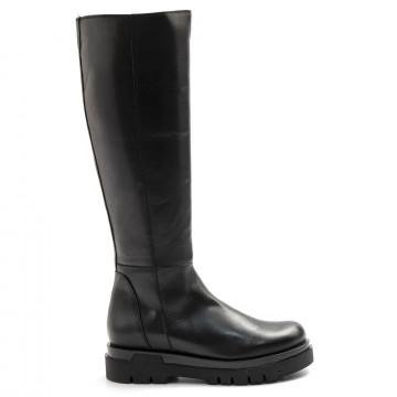 stiefel  boots damen carmens a46510nero 7920