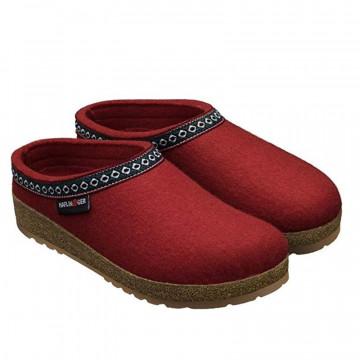 sandalen damen haflinger franzl711001211 rubin 4180