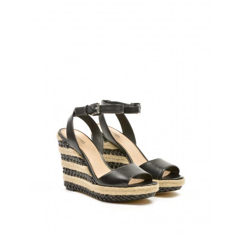 sandals woman michael kors 40s6klha1l001