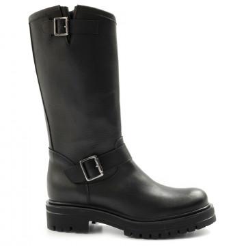 boots woman brando coral 05vit nero 7998