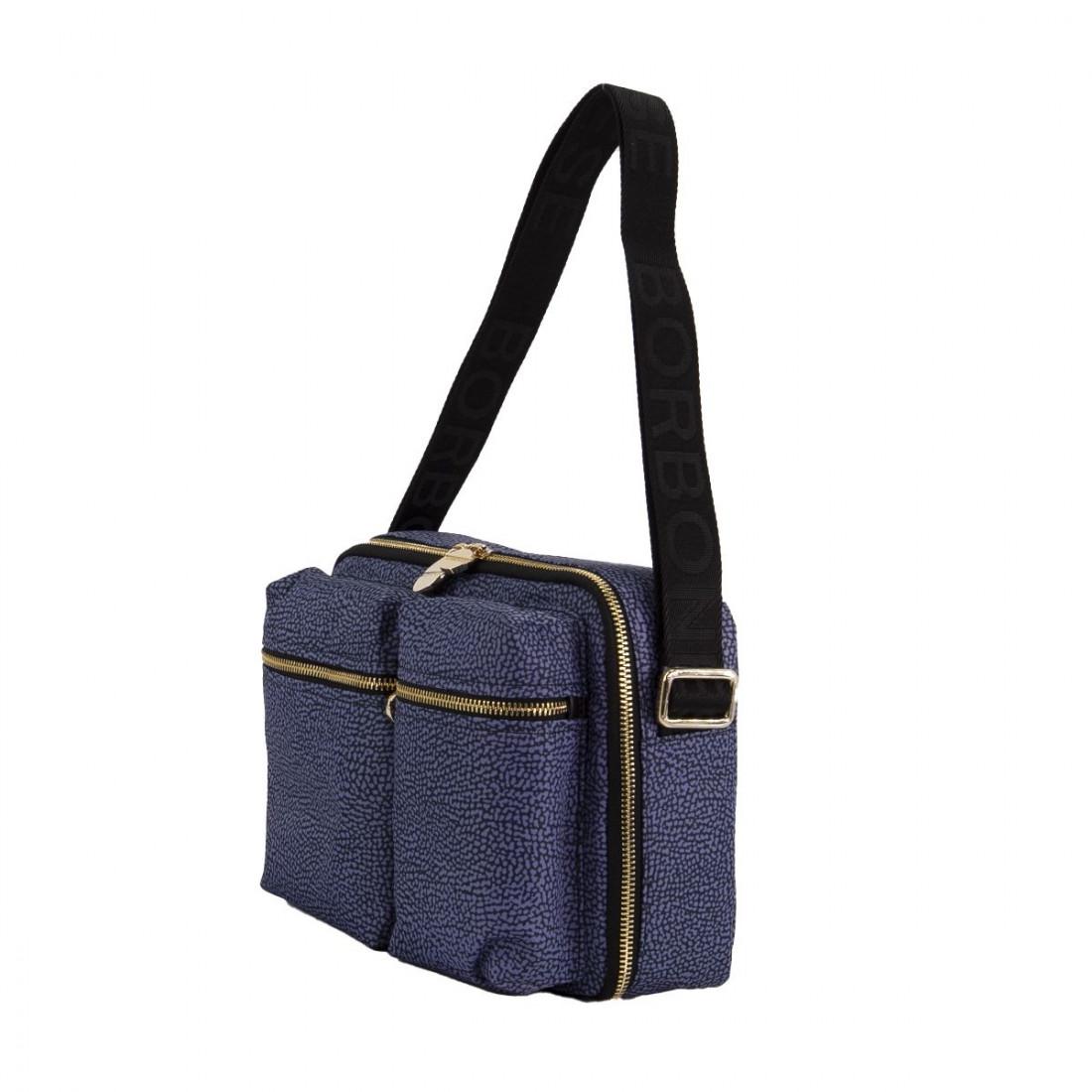 crossbody bags woman borbonese 923981i15880 8104