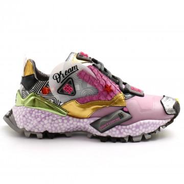 sneakers damen cljd 6f0300121 pink violet 8141