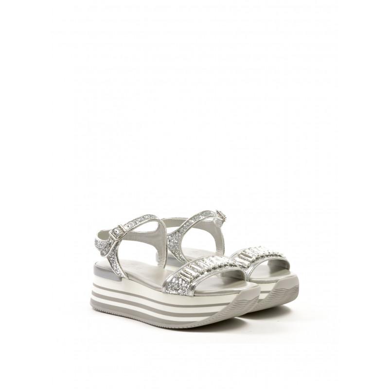 sandals woman hogan club gyw2940v300btib200 225