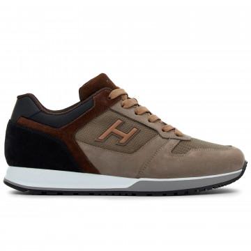 sneakers man hogan hxm3210y860p9s845z 8208