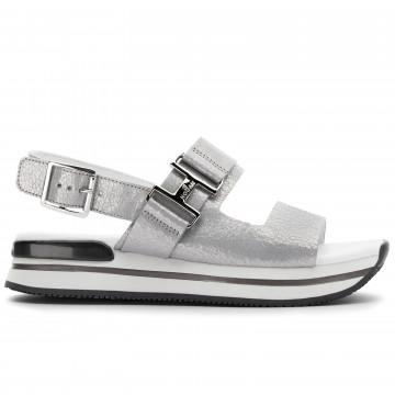 sandals woman hogan hxw2570dk90p7vb200 8214