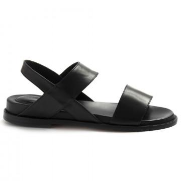 sandals woman lorenzo masiero 210062nero 8242