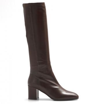 boots woman lorenzo masiero 2059194215 nappa cognac 5050