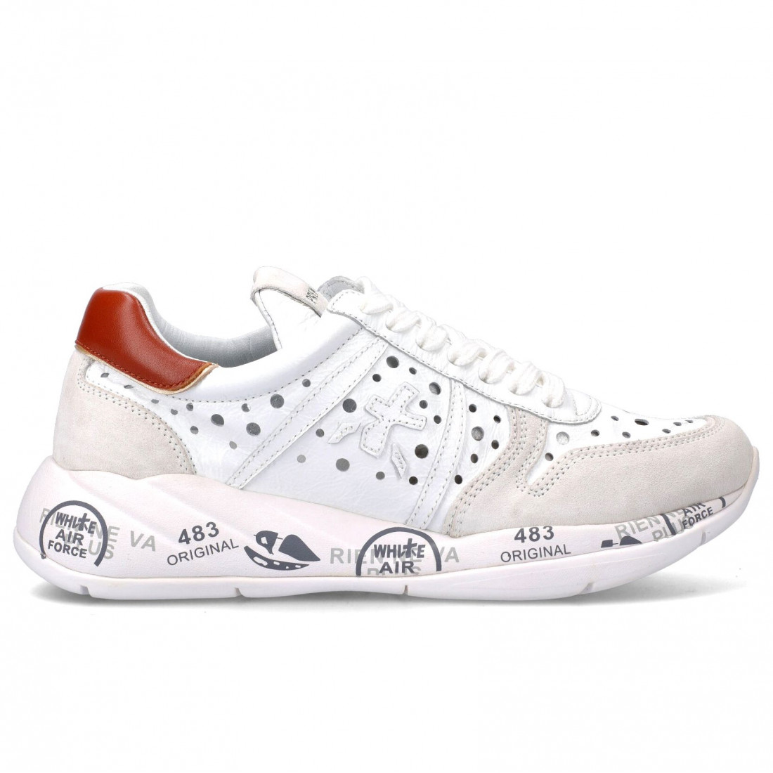 sneakers woman premiata layla5217 8257