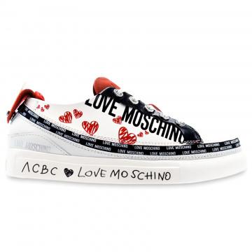sneakers damen love moschino ja1580200 8274