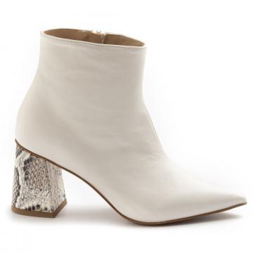 booties woman laura bellariva 6727bfrida camelia 8281