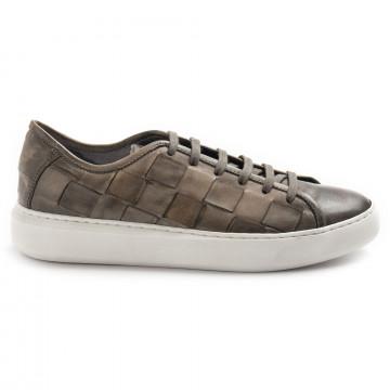 sneakers man pawelks 20660treccione tuffato talpa 8307