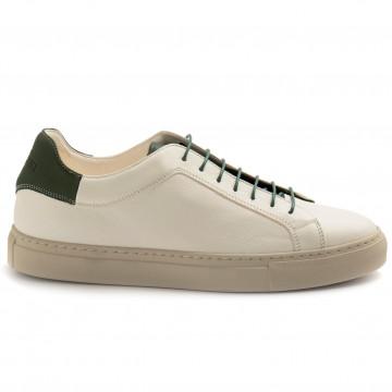 sneakers man sturlini 4592bianco verde 8326
