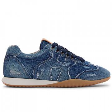 sneakers woman hogan hxw5650do60puh0sro 8336