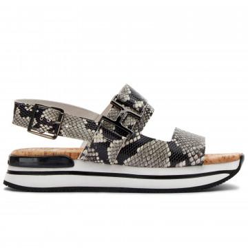 sandals woman hogan hxw2570dk90thyc005 8335