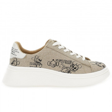sneakers woman moa master of arts md611raffia 8152